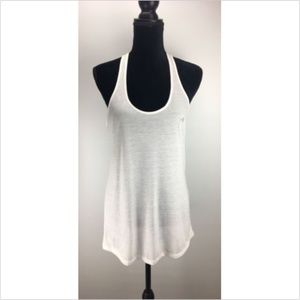 Under Armor Tank Top Size M Medium Semi-Fitted